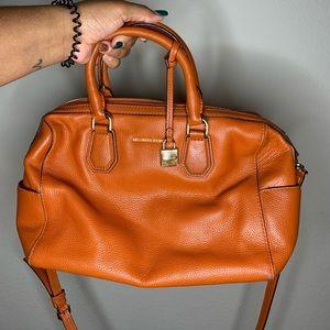 Orange MK Purse